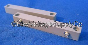Surface Mount Contact Switch Commercial Industrial Reed Steel Door Ademco Gri