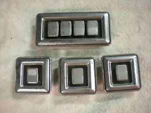 1974 Plymouth Dodge Chrysler New Yorker Newport Power Window Switches Mopar