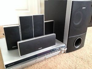 Sony DAV HDX265 5.1 Channel Home Theater System