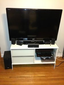 Sony 5 1 Home Theater System Str KS2000 Blu Ray Surround Sound