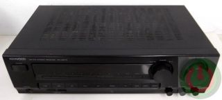 Kenwood KR A3070 Home Theater Surround Sound System Receiver Amplifier Only