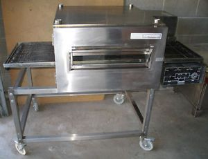 Lincoln Impinger 1116 Commercial Gas Conveyor Oven Pizza Sandwich Toaster