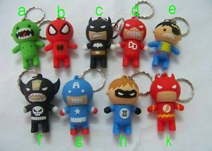 Cartoon Super Spider Bat Man USB Flash Drive U Disk Gift Cute Lovely