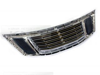 Genuine Parts Front Hood Radiator Chrome Grill Fit Kia 2010 2012 Sorento R