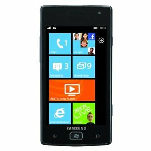 Samsung Focus Flash 4G Windows Phone at T