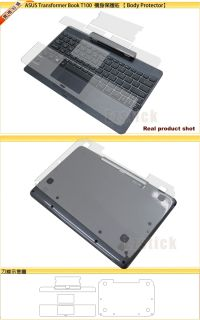 Asus Transformer Book T100 Back Body Protector Keyboard Body Protector