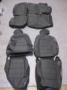Ford Explorer 2003 Seat Covers Factory Original Cloth RARE