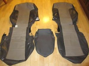 2011 2013 Ford F 150 Seat Covers Supercrew Supercab Front Rear Excellent