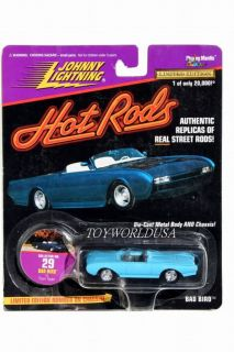JL Hot Rods Bad Bird 29 Ford Thunderbird