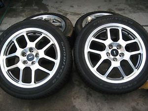 2008 Ford Shelby Mustang GT500 Wheels Goodyear Tires 18""