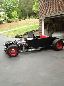 1927 Ford Roadster Convertible Street Rod Hot Rod