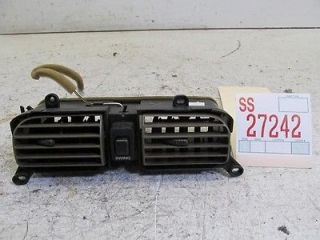 98 02 Mazda 626 Front Center Dash AC Air Vent Duct Grill Power Swing Switch