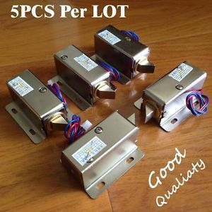 Solenoid Door Lock Door Lock Actuator Electric Door Lock DC12V