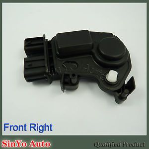 New Pilot Power Door Lock Actuator Front Right Fit for Honda Acura Civic Accord