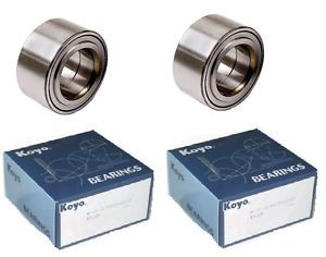 2 Koyo Made in Japan Front Wheel Bearing Honda Civic Acura Integra