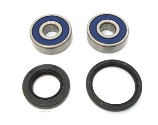 ✱ All Balls Front Rear Wheel Bearing Seal Kit 25 1319 • Honda CB350 CB400 ✱