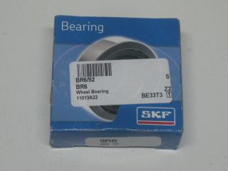 Two New SKF BR6 Porsche 356C 911 912 Inner Front Wheel Bearing