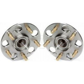 Honda Accord Acura 3 2TL Rear Wheel Hub Bearing Pair
