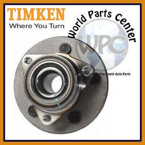 TIMKEN Front Wheel Bearing Hub Assembly Ford F150 4x4 Rear Wheel ABS