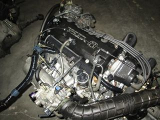 Honda Accord vtec Engine