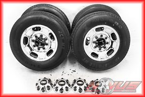 Chevy 8 Lug Wheels Tires