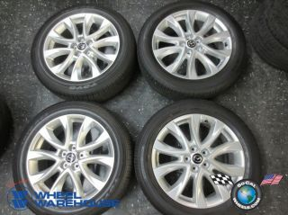 "Four 2013 Mazda CX 5 CX5 Factory 19"" Wheels Tires Rims 9965037090"
