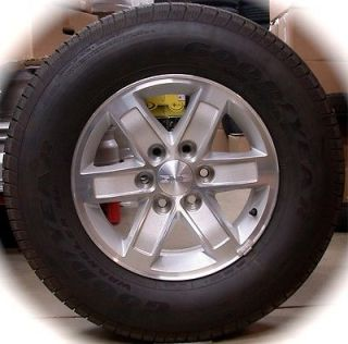 "New GMC Sierra Yukon 17"" Wheels Rims Tires Chevy Silverado Tahoe Suburban"