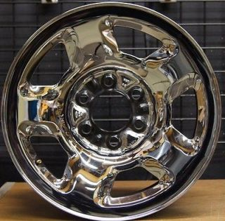 "Ford F150 17"" Chrome Factory Wheel Rim 2004 08 3576 1"