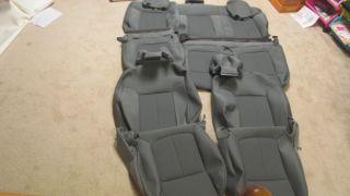 New Stock 2011 2013 Factory Ford F 150 Pickup Truck Seat Covers Take Off