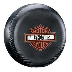 Harley Davidson Spare Tire Cover Car Jeep motorhome RV camper Protect Trailer NE