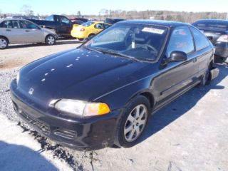 93 94 95 Honda Civic Engine CPE 1 6L Vin 1 6th Digit EX and SI EA0148