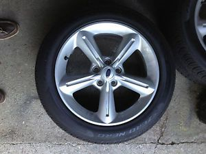 Mustang OEM Wheels Tires