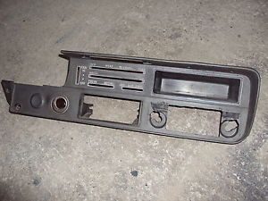 Toyota Hilux Pickup Truck Radio Dash Bezel Trim 79 80 81 20R 22R Ashtray HVAC