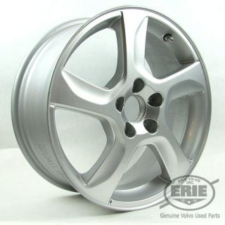 "Volvo 17""x7 Balder Alloy Rim Wheel 30756703 for S80 V70 S60"