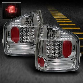 94 04 Chevy s 10 GMC Somona 96 00 Isuzu Hombra Pickup Clear LED Tail Lights Lamp