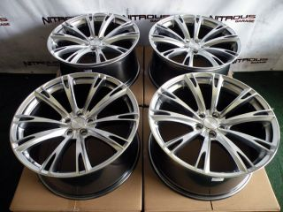 "22"" Ace Aspire Wheels Land Range Rover HSE HST Supercharged Sport LR3 LR4 Disco"