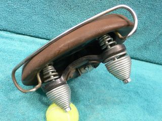 Early Bicycle Sprung Bicycle Seat in Very Good Condition