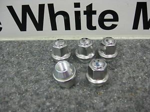 Chrysler 300 Wheel Lug Nuts Set of 5 Mopar 17 18 Inch