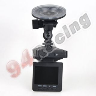 "HD720P Portable DVR with 2 5"" TFT LCD Screen Car Camera Road Dashboard Recorder"