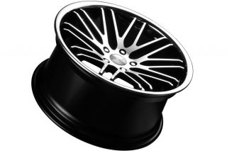 "20"" Benz W215 CL500 CL55 Stance Evolution Concave Staggered Machined Wheels Rims"