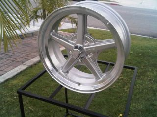 Pro Street ER Mags Chevy Ford Dodge Wheels Hot Rod