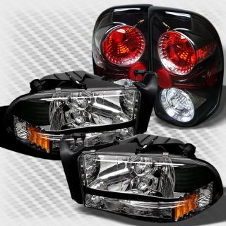 97 04 Dodge Dakota Tail Lights