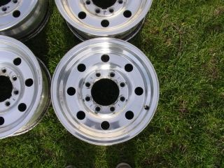 Original factory ford wheels in all original condition, show signs of