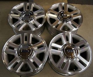 "Ford F 150 Expedition Navigator 18"" Factory Wheels Rims 2004 13 Free Shippng"