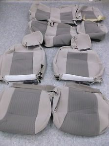 New Seat Covers Ford Explorer 2006 2007 2008 Genuine Ford Parts 06 07 08