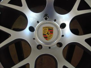 "19"" Porsche Wheels Rims Tires 911 Carrera Targa 4S C4S Turbo s Cabriolet 996 997"