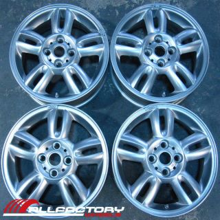 "Mini Cooper Clubman 15"" 2011 2012 Factory Rims Wheels Set of Four 71467"