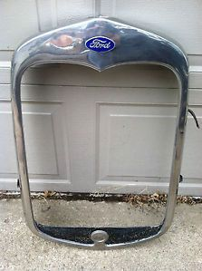 1930 1931 Original Model A Ford Grille Shell Hot Rod Rat Rod