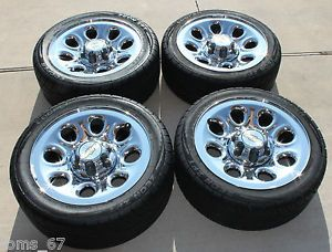 Chevy Truck Wheels 17 inch Wheels and Tires Lowrider Rat Rod