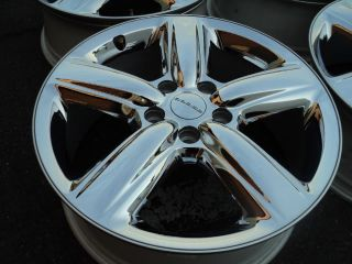 "Dodge Durango Chrome 20"" Rims Wheels Set"